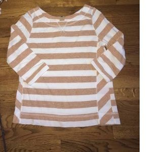 LOU&GREY striped sweatshirt